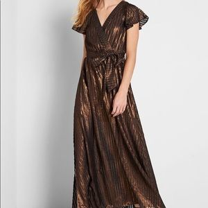 ModCloth Your time to shine maxi
